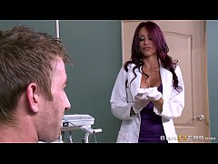 Brazzers - Hot doctor Monique Alexandertake big dick