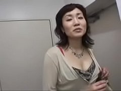 hot japanese milf with big cock