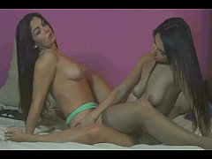 Young Hot Lesbians Eating Pussy- More At PussyCam.Online
