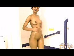 Nude Indian College Girl Divya In Shower