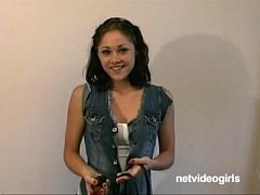 netvideogirls - Anna Calendar Audition