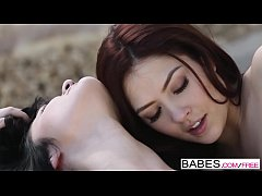Babes - Coming Home starring Cassie Laine and Logan Drae clip