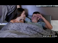 Stepmom makes sure this teen couple has a good ...