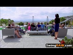 Swinger group swapping partners reality show