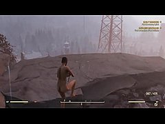 HD Fallout76 nude gameplay