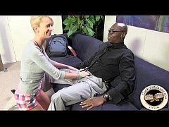 Young wife meets first black lover