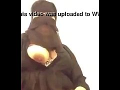 hot arab bbw musterbition with her huge boobs