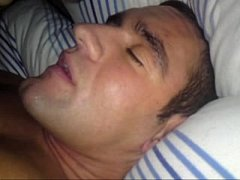 Sucking Cock and facial