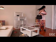 anal crime scene threesome featuring simony diamond