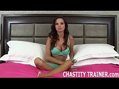 Chastity Tease and Denial Videos