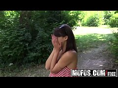 Mofos - Public Pick Ups - Hungarian Hottie Pounded Outdoors starring Suzy Rainbow