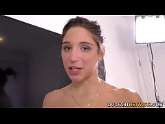 Abella Danger Tries Anal With A Giant BBC