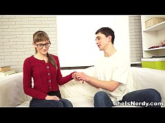 she is nerdy - nailed redtube christie b xvideos a good youporn book teen-porn