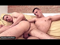 BROMO - Cum Lovers Scene 1 featuring (Desmond Cooper, Tim Law) - Trailer preview