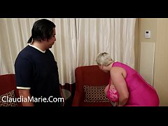 Fat Ass Claudia Marie Fucked By Member Of Website