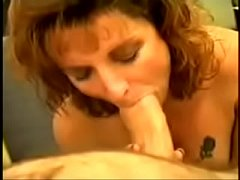 Mature SLUT deepthroats huge cock - More Free Videos WorldxxxMature.com