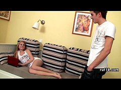 Tied Teens Fucked Hard