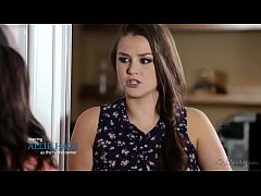 Are you crazy? My husband's at home! - Allie Haze, Georgia Jones