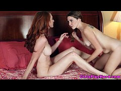 Glamour lesbo Kendra James queens babe