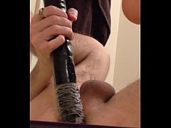 Emo Boy Has His First Anal Gape