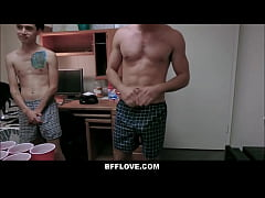Cute Horny College Teens Play Beer Pong Then Groupsex With Boys With Huge Cocks In Dorm Room Juan El Caballo Loco And Rob Carpenter