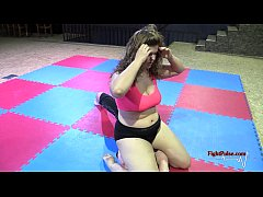 Mixed wrestling MX-39 clip