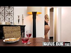 Mofos - Pornstar Vote - Housewife Fucks on Kitchen Floor starring Kagney Linn Karter