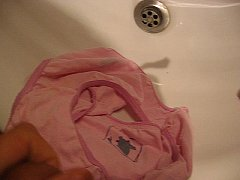 My dau's panties