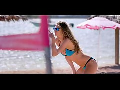 Behati Prinsloo Martha Hunt Sara Sampaio Taylor Hill in The Victoria's Secret Swim Special 2015