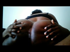 Big black Phat Ass BBW riding