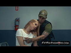 Kendall Kross has rough sex with a cop