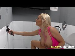Rachele Richey Tries Anal with Black Cock - Gloryhole