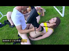 Big TITS in Sports - (Lucia Love, Michelle Thorne, Mila Milan, Tamara Grace, Danny D) - ZZ Cup Team Tits - Brazzers