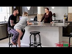 Cara May In Stepdaughter Bang After Breakfast