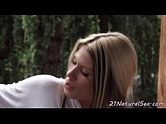 Petite euro cutie banged and orally pleased