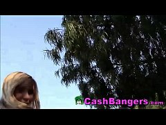 Desperate Teen Needs Cash And Will Do Anything