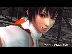 fan service Dead or Alive 5 Ultimate Sexy Ecchi...
