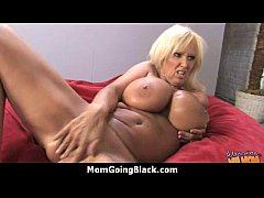 Mommy stuffed with BBC 27