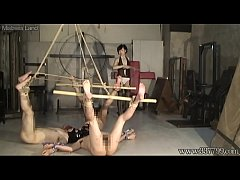 Japanese Femdom Strap-on Fuck and Multiple BDSM