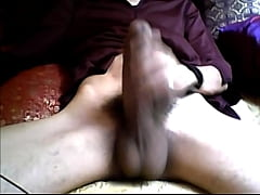 BIG COCK IN WEBCAM