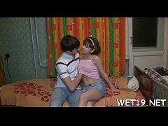 Wet legal age teenager love tunnel porn