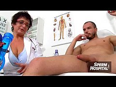 Huge naturals tits uniform mom Eva is dirty doctor