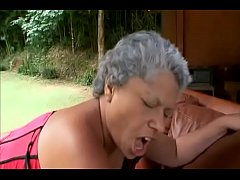 Brazilian granny gets fucked hard! See more at mature-tube.net