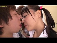 Asian Schoolgirls Seduce Classmate - More Videos at HotAsianOnline.com