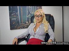 Brazzers - Big Tits at Work - Sales Pitch scene starring Christina Shine and Danny D