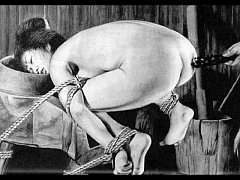 Slaves to rope japanese art bizarre bonda ...