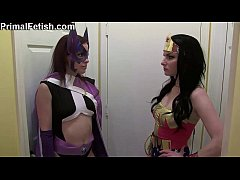 Mental Domination of Huntress & Wonder Woman: Part 1