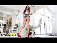 BANGBROS - PAWG Allie Haze Has A Pretty Face And An Even Prettier Big Ass