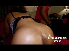 J.SlayHer And HUNG Homie: MILF THREESOME  ...