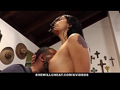 SheWillCheat - Petite Yoga Slut Cheats With Black Cock